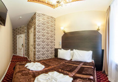 Апартаменты Гранд на Татарском (м. Спортивная | Парковка) Двухместный номер с 1 кроватью или 2 отдельными кроватями и хорошим видом