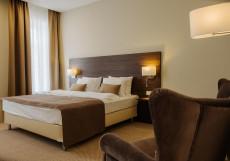 Адажио на Исаакиевской площади | м. Адмиралтейская | WI-Fi Номер Делюкс с кроватью размера
