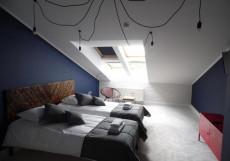 Волков | м. Балтийская | Wi-Fi Большой двухместный номер с 1 кроватью или 2 отдельными кроватями