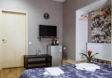 Пятница | м. Волоколамская | Wi-Fi Двухместный номер Делюкс с 1 кроватью и душем
