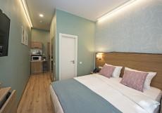 Хорошов АпартОтель Стандартный двухместный номер с 1 кроватью или 2 отдельными кроватями