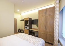 Хорошов АпартОтель Улучшенный двухместный номер с 1 кроватью или 2 отдельными кроватями