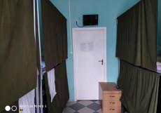 Кузьмич | м. Кузьминки | Парковка Спальное место на двухъярусной кровати в общем номере для женщин (от 3х суток)