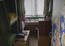 Кузьмич | м. Кузьминки | Парковка Спальное место на двухъярусной кровати в общем номере для мужчин и женщин (от 3х суток)