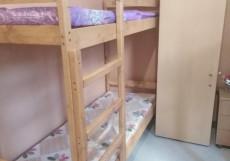 Импульс | м. Преображенская площадь | Парковка Кровать в общем четырехместном номере для мужчин