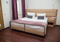 Невский Берег 122 Бюджетный двухместный номер с 1 кроватью (без окна)