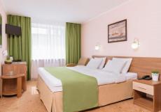 ПОЛЮСТРОВО   м. Выборгская   групповое размещение Двухместный номер «Комфорт» с 1 кроватью или 2 отдельными кроватями