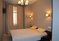 Отель на Петергофском Улучшенный двухместный номер с 2 отдельными кроватями