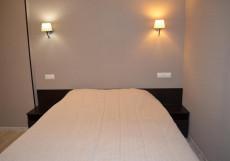 Отель на Петергофском Улучшенный номер с кроватью размера