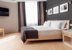 Я - Отель   г. Кострома   Парковка Люкс с кроватью размера