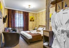 Рандеву Алексеевская | М. РИЖСКАЯ, Алексеевская | Wi-Fi Улучшенный двухместный номер с 1 кроватью