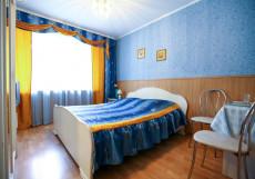 Новосел | Уфа | Wi-Fi Небольшой двухместный номер с 1 кроватью