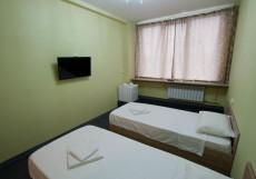 БЮДЖЕТ ОТЕЛЬ | Красноярск | Парковка Стандартный двухместный номер с 2 отдельными кроватями