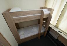 БЮДЖЕТ ОТЕЛЬ | Красноярск | Парковка  Двухместный номер с 1 двухъярусной кроватью
