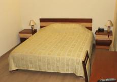 Лукоморье | Волгоград | Парковка Стандартный двухместный номер с 1 кроватью