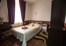 СТАРАЯ МОСКВА (м. Китай-город, Кремль) Стандартный двухместный номер с 1 кроватью и собственной ванной комнатой - ул. Маросейка, 13, строение 1