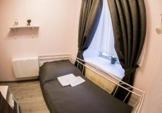 СТАРАЯ МОСКВА (м. Китай-город, Кремль) Стандартный одноместный номер с собственной ванной комнатой - ул. Маросейка, 13, строение 2