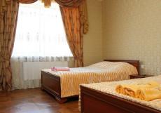 Классик   Балашиха   Парковка Большой двухместный номер с 2 отдельными кроватями