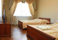 Классик   Балашиха   Парковка Номер Делюкс с 2 кроватями размера «queen-size»
