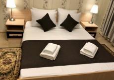 Лужники на Ефремова | м. Спортивная | Wi-Fi Улучшенный номер с двуспальной кроватью