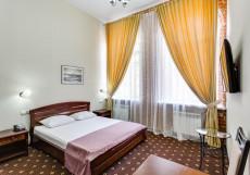 Шервуд (Ростов-на-Дону) Двухместный номер Делюкс с 1 кроватью и без балкона