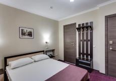 Шервуд (Ростов-на-Дону) Бюджетный двухместный номер с 1 кроватью и небольшим окном