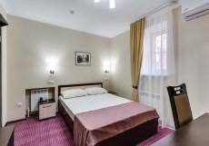 Шервуд (Ростов-на-Дону) Небольшой двухместный номер с 1 кроватью