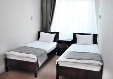 ПРАГА | Самара Стандартный номер с 2 односпальными кроватями и диваном