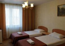 Гостиница АПК Econom - Эконом - Место (двухместный номер с общей ванной комнатой)