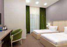 Броско   Brosko   м. Смоленская   Wi-Fi Стандартный двухместный номер с 1 кроватью или 2 отдельными кроватями