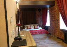Арт-отель Моцарт | Пенза Двухместный номер Делюкс с 1 кроватью