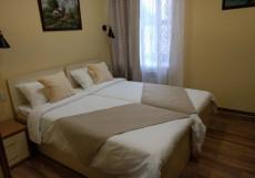Арт-отель Моцарт | Пенза Двухместный номер с 2 отдельными кроватями и душем