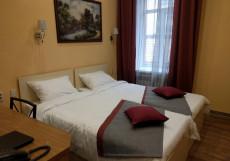 Арт-отель Моцарт | Пенза Стандартный номер с 2 односпальными кроватями и диваном