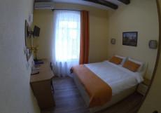 Арт-отель Моцарт | Пенза Стандартный номер с кроватью размера