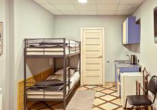 Моя | г. Самара | Парковка Номер эконом-класса с двухъярусной кроватью