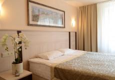 Kuzminki by Apart In | м. Кузьминки | Wi-Fi Улучшенный двухместный номер «Комфорт» с 1 кроватью или 2 отдельными кроватями