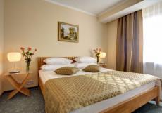 Измайлово Альфа - отель, гостиница в Москве Комфорт двухкомнатный (1-я категория, большая кровать)