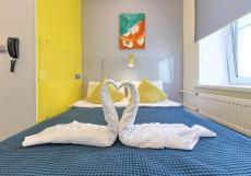 Fjordic by Center Hotels | Санкт-Петербург Небольшой двухместный номер с 1 кроватью