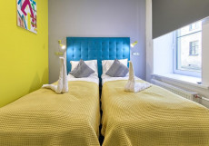 Fjordic by Center Hotels | Санкт-Петербург Двухместный номер Делюкс с 1 кроватью или 2 отдельными кроватями
