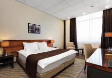 ВЕШКИ ПАРК | г. Долгопрудный | Липкинское шоссе | Бесплатная парковка Улучшенный двухместный номер с 1 кроватью или 2 отдельными кроватями