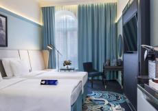РЭДДИССОН РОЙАЛ Блу - Radisson Royal Hotel | м. Маяковская Улучшенный номер с видом на город