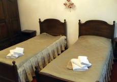 ИСТ ВЕСТ - East  West (м. Тверская, Пушкинская) Полулюкс с двумя кроватями