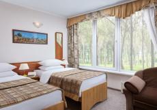Парк-отель ЗВЕНИГОРОД | г. Звенигород | Парковка Двухместный полулюкс с 2 отдельными кроватями - Корпус 3