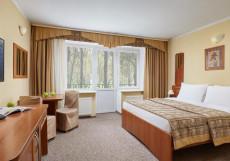 Парк-отель ЗВЕНИГОРОД | г. Звенигород | Парковка Улучшенный двухместный номер с 1 кроватью - Здание 4