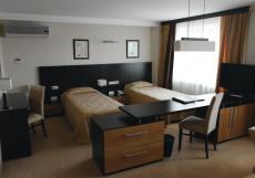 ВЕГА | г.Тольятти | Центр | Парковка Большой двухместный номер с 2 отдельными кроватями