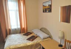Муми Троль | м. Балтийская | Wi-Fi Бюджетный двухместный номер с 1 кроватью или 2 отдельными кроватями и общей ванной комнатой