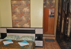 Муми Троль | м. Балтийская | Wi-Fi Двухместный номер с 1 диваном-кроватью