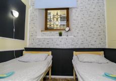 Антре (в ценре города, рядом с Невским)  НаСтандартный двухместный номер с 1 кроватью или 2 отдельными кроватями