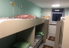 Лофт отель Охта-ЗАКРЫТ    м. Ладожская   WI-Fi Кровать в общем номере для мужчин и женщин с 10 кроватями