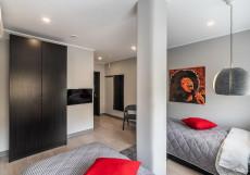 Дизайн-отель Чайковский | м. Маяковская | Wi-Fi Двухместный номер с 2 отдельными кроватями